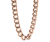 Halskette FUNDRINA ROSEGOLD Aluminium
