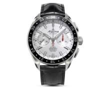 Schweizer Automatikchronograph Alpiner 4 AL-860S5AQ6