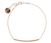 Armband rosévergoldet