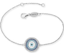 Armband Lucky Eye aus Sterling Silber