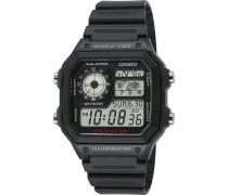 Digitaluhr AE-1200WH-1AVEF