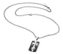 Halskette Spirit aus Edelstahl