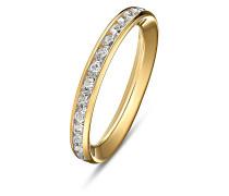 Ring aus 375 Gelbgold