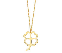 Halskette aus 375 Gold