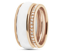 Ring Classics aus Edelstahl-50