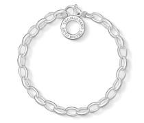 Armband aus 925 Sterling Silber | Breite 6 mm