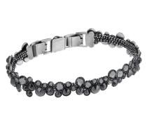 Armband Inside Out aus Metall mit Glassteinen