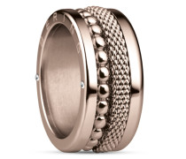 Ring Dall aus Edelstahl-55