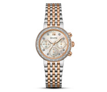 Chronograph Diamonds 98W215