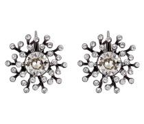 Ohrhänger Petit Four de Fleur mit Swarovski-Steinen