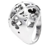 Ring Ducale Edelstahl-56