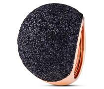 Ring Polvere di Sogni aus rosévergoldetem 925 Sterling Silber