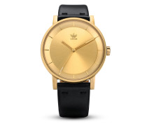 Quarzuhr District_L1 Z08-510-00 All Gold / Black