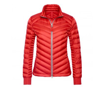 Lightweight-Daunenjacke ERIN für Damen - Burned Red