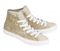 High-Top Sneakers NEW JERSEY LADY für Damen - Platinum