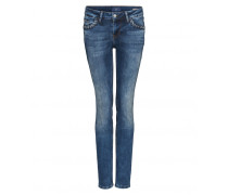 Jeans SO SLIM für Damen - Washed Blue