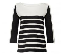 Pullover JANIKA für Damen - Black / White