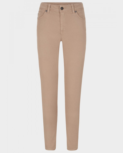 High Waist Jeans Julie für Damen - Camel
