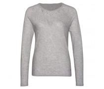 Pullover LILIANA für Damen - Light Gray Melange