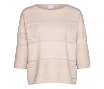 Woll-Kaschmir Pullover SYDNEY für Damen - Light Powder