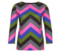 Shirt LOUNA für Damen - Hot Pink / Multicolor