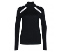 Pullover TALIA für Damen - Black / Off-White