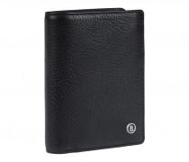 Geldbörse UOMO 1 LARRY für Herren - Black