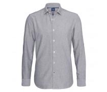 Hemd LUKE für Herren - Gray Melange