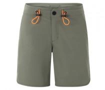Shorts Emilie - Olive-Grün