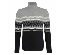 Pullover IVEN für Herren - Black / Multicolor