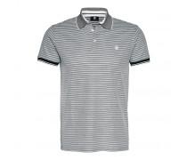 Polo-Shirt JAMESON für Herren - Washed Navy/White