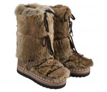 Snow Boots CERVINIA 24A für Damen - Nature