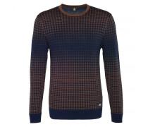 Pullover ROAN für Herren - Dark Blue / Chestnut