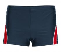Badehose LEANDRO für Herren - Navy / Multicolor