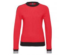 Pullover EBONY für Damen - Lipstick / Black