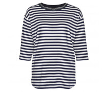 Shirt ALETTA für Damen - Navy / Multicolor