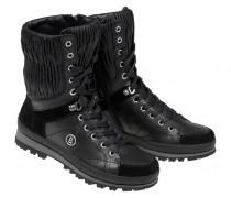 MID-BOOTS ST. ANTON für Damen - Black