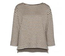 Schurwoll-Pullover MABELA für Damen - Multicolor