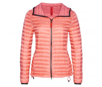 Lightweight Daunenjacke BETTY-D für Damen - Light Lipstick