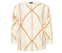 Mixed-Combo Shirt DEA für Damen - Off-white / Multicolor