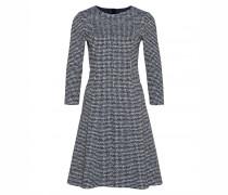 Kleid DORICE für Damen - Navy / Off-white