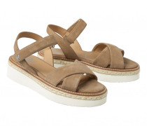 Sandale OSLO B 2B für Damen - Light Brown