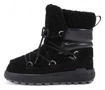 Snow Boots Chamonix mit Spikes