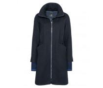 Mixed-Combo Mantel FLAVIA für Damen - Navy