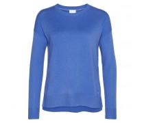 Kaschmir-Pullover IMKA für Damen - Arctic Blue