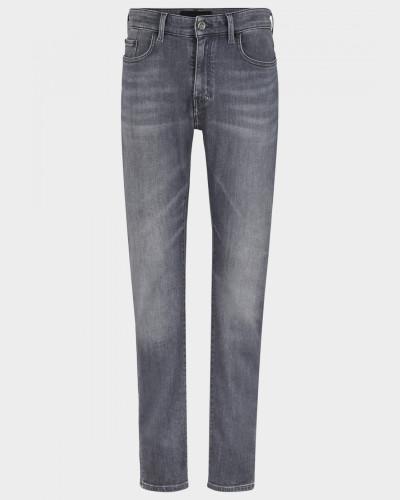 Regular Fit Jeans Rob für Herren - Anthrazit Regular Fit Jeans