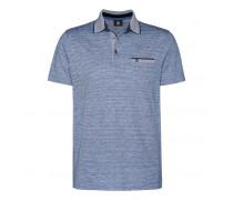 Poloshirt JAMES für Herren - Navy Melange
