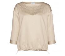 Bluse MALOU für Damen - Powderbeige