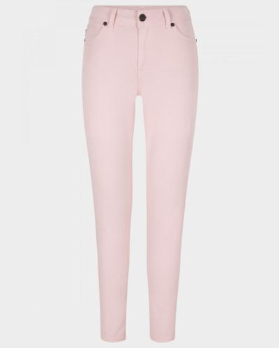 High Waist Jeans Julie für Damen - Hellrosa