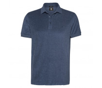Poloshirt TIMO für Herren - Blue Melange
